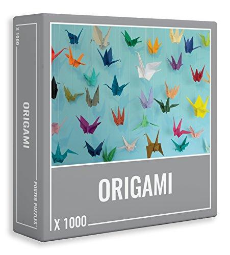 Cloudberries Origami – Stupendo Puzzle da 1.000 Pezzi per Adulti!