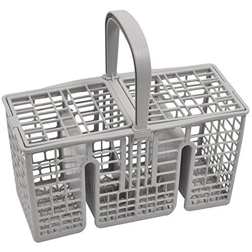 Spares2go 45cm Long Slim posate basket gabbia per Indesit lavastoviglie