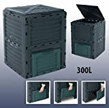 Garden Composter – Made in Europe 300l