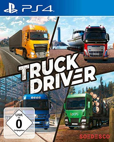 Truck Driver - [PlayStation 4]