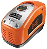 Black and Decker ASI300-QS - Compresor de aire, 160 PSI, 11 bar