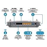 AVM FRITZ!Box 7490 WLAN AC + N Router (VDSL/ADSL, 1.300 Mbit/s (5 GHz), 450 Mbit/s (2,4 GHz), WLAN Mesh, DECT-Basis, Media Server, geeignet für Deutschland)