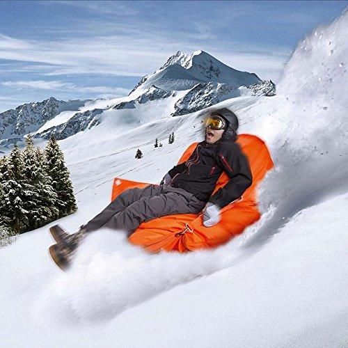 Fatboy Sitzsack, braun, 60 X 60 X 110 cm, 900.0616 - 6