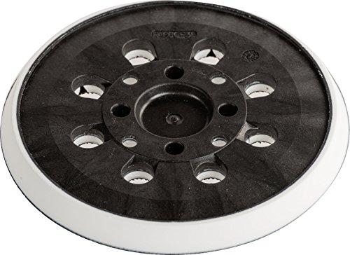 KWB 4811-20 - Pegado rápido plato de apoyo, perforado, para lijadoras Bosch, PEX 400 a/ae