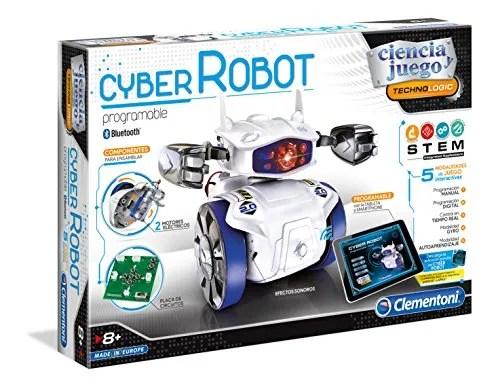 Clementoni - Cyber Robot (55124.8) - versión española