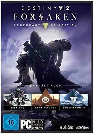 Destiny 2: Forsaken – Legendary Collection - [PC]