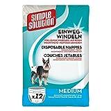 Simple Solution Hunde Windeln