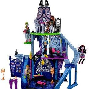Mattel BJR18 casa de muñecas - Casas de muñecas Multi