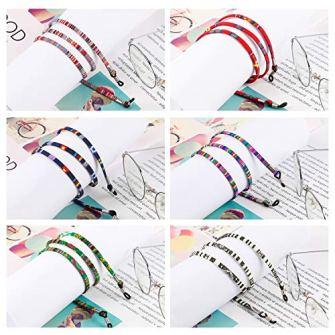 Hifot-Correa-Gafas-6-Piezas-Cuerda-Gafas-de-Sol-Retenedor-Cadenas-Gafas-Lectura-para-Mujer-Hombre-nio