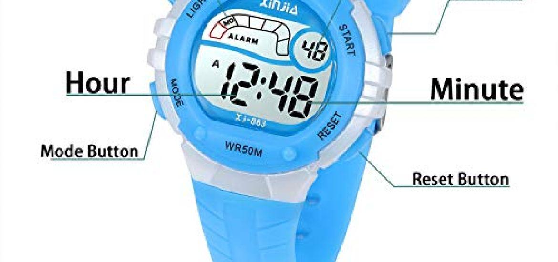 618e440bca1f Los mejores 10 Relojes Niños - Guía de compra