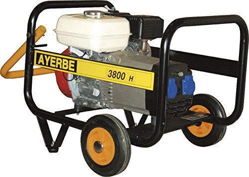 Ayerbe 5420020 - Generador 5420020 3800 H-Mn Honda Gx-160