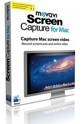 Movavi Screen Capture for Mac 2015
