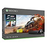 Xbox One X 1TB + Forza Horizon 4 + 14gg Xbox Live Gold + 1 Mese Gamepass [Bundle]