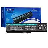 Dtk Batería de Repuesto para Portátil Toshiba Pa3817u-1brs Pa3819u-1brs Satellite C600 L640 L650 L650d L655 L700 L745 L755d M640 M645 P745 P755 P775 Series [Li-ion 6-cell 10.8V 4400mah]