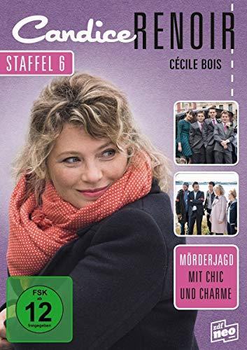 Candice Renoir - Staffel 6 [3 DVDs]
