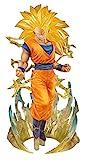 Figurine 'Dragon Ball' - Son Goku - Super Saiyan 3