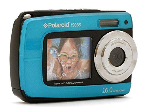 "Polaroid IF045 - Cámara compacta de 14 MP (2.7"", zoom digital 5x), color azul"