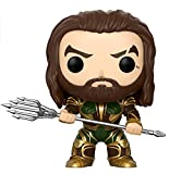 FunKo - Figurine Pop Vinyl DC Justice League Aquaman, 13486