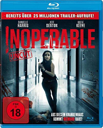 INOPERABLE - Aus diesem Krankenhaus kommt NIEMAND raus! [Blu-ray]