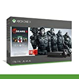 Xbox One X - Bundle Gears of War 5 - Inclusi Gears of War 2, 3, 4 + 14 Days Live Gold + 1m Gamepass