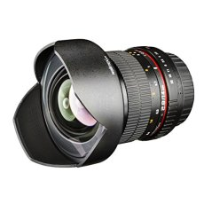 Walimex Pro - Objetivo para Sony (Distancia Focal Fija 14mm, Apertura f/2.8-22) Negro