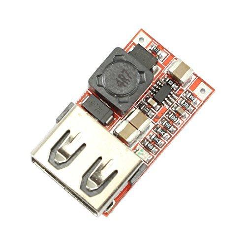 Absolute Native Electronics Ailavi DC-DC Buck Converter 6V-24V 12V/24V To 5V 3A USB Output Module