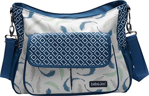 Bebe Jou Wickeltasche Little Dreamer, blau