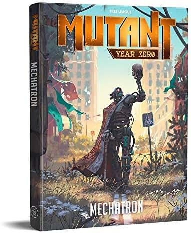 Mutant Year Zero - Mechatron