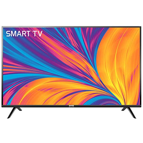 TCL 79.97 cm (32 Inches) HD Ready Android Smart LED TV 326500S (Black) (2018 Model)
