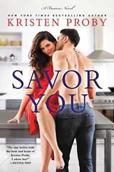 Savor You: A Fusion Novel by [Proby, Kristen]