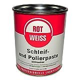 Rotweiss 5100 Schleif und Polierpaste