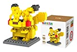 Pokemon Pikachu - iBlock Fun LOZ Diamond Micro Block Set by iBlock Fun LOZ Diamond Block