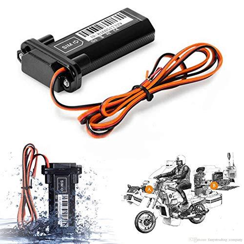 Artek ST-901 Waterproof GSM GPS Tracker for Car Motorcycle Vehicle Tracking Device