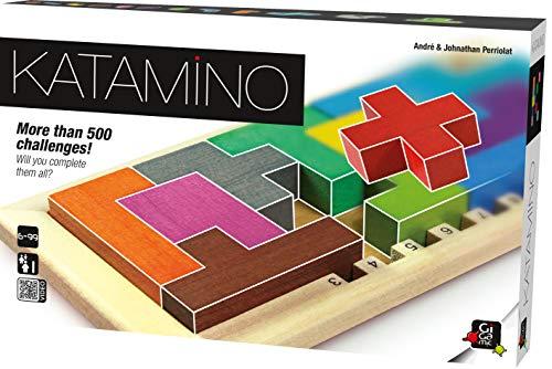 Gigamic - Katamino Classic, Gioco di incastri, Colori assortiti [importato dalla Germania]