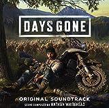 Nathan Whitehead: Days Gone (Original Playstation Soundtrack) [CD]