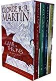A Game of Thrones Graphic Novel 4 Books Collection Box Set George R.R. Martin by George R.R. Martin (2015-11-07)