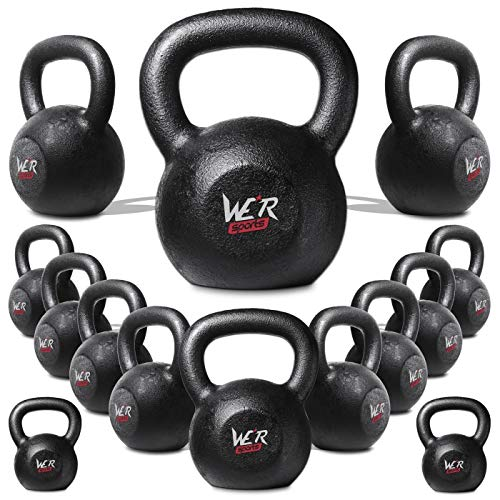 4kg 6kg 8kg 10kg 12kg 16kg 20kg 24kg 28kg30kg 32kg 36kg And 40kg Cast Iron Kettlebell Gym Tone...
