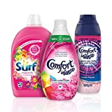 Surf and Comfort Fragrance Essential Laundry Kit (3 Items)