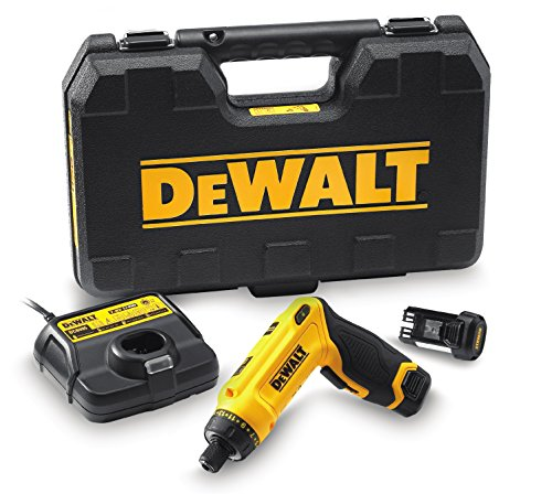 If your serous about getting the best cordless screwdriver then this model should be carefully considered. Unlike most models which use a trigger, this model is motion activated which takes some getting use to, however it also brilliant and works very well.