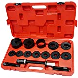 Sotech - Coffret d'outils pour remplacement des roulements de roue - 26 pièces