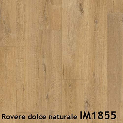 Pavimento in laminato Quick Step | IMPRESSIVE Prezzo per pacco da 1,835 m² (Rovere dolce naturale...