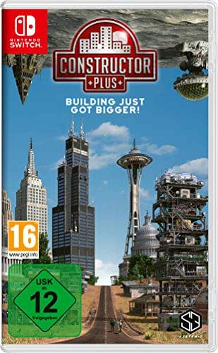 Constructor Plus [Nintendo Switch]