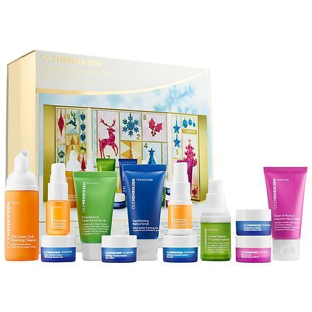 Ole Henriksen Olehenriksen 12 Days Of Ole Glow Skincare Advent Calendar