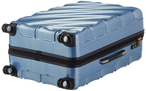 Shaik 7203043 Trolley Koffer, Gr.XL, himmelblau - 4