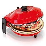 Spice - Four à pizza Caliente avec pierre réfractaire 400 degrés...