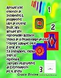 Aprender a ser conciente de sentimientos & pensamientos libro de colorear Relax, para aprender arte expresionismo abstracto técnica de la técnica ... Entretenimiento por el artista Grace Divine