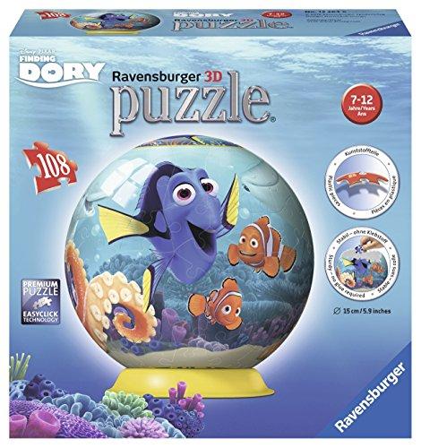 Ravensburger–12264–Puzzle–3D Dory–108Pezzi