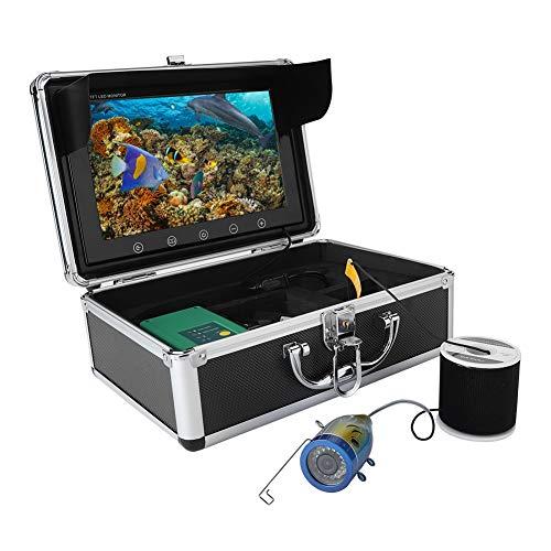 Macchina fotografica subacquea di pesca del sonar 10in 30M 1000 per pesca del ghiaccio/del mare/del fiume(Unione Europea)
