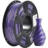 PLA filament 1.75mm Sparky Purple, GIANTARM 3D Imprimante Filament PLA 1kg Spool