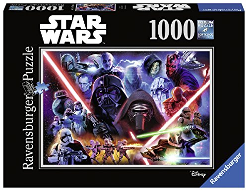 Ravensburger Adulti Puzzle 19886Starwars: Limited Edition 5, Puzzle